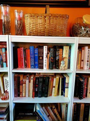 potato basket shelf
